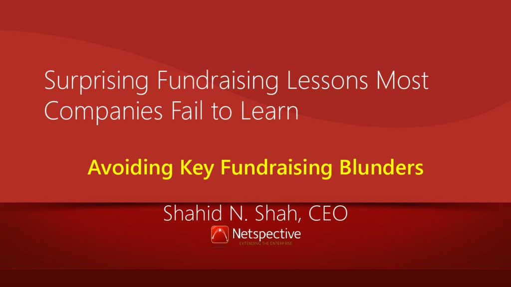Surprising Fundraising Lessons Healthcare Startups Fail to Learn